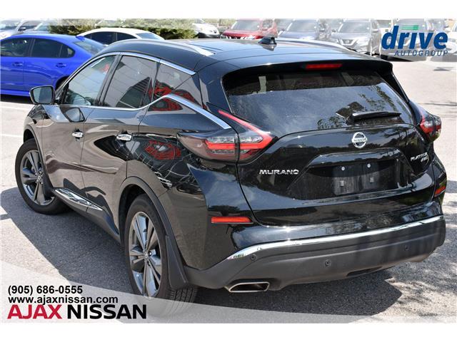 2019 Nissan Murano Platinum (Stk: P4228CV) in Ajax - Image 7 of 35