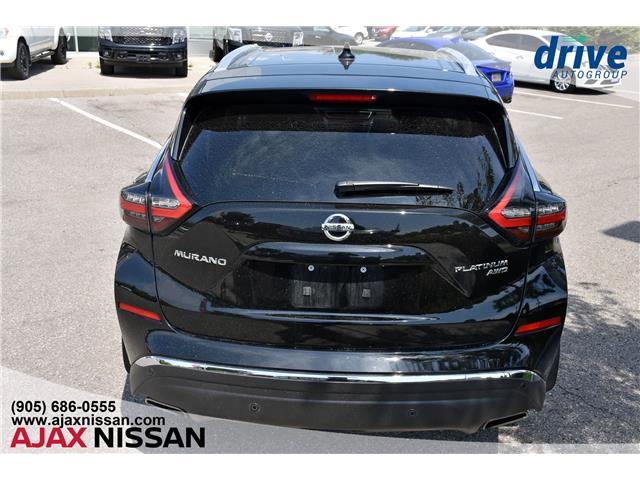 2019 Nissan Murano Platinum (Stk: P4228CV) in Ajax - Image 8 of 35