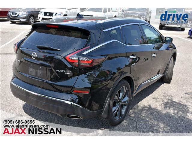 2019 Nissan Murano Platinum (Stk: P4228CV) in Ajax - Image 10 of 35