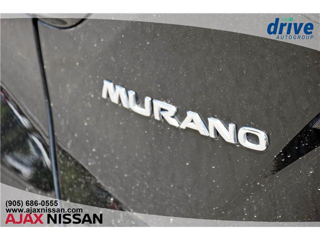 2019 Nissan Murano Platinum (Stk: P4228CV) in Ajax - Image 11 of 35