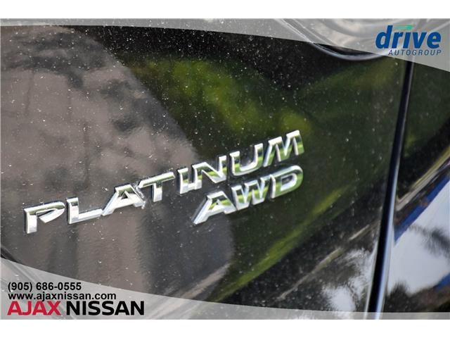 2019 Nissan Murano Platinum (Stk: P4228CV) in Ajax - Image 12 of 35