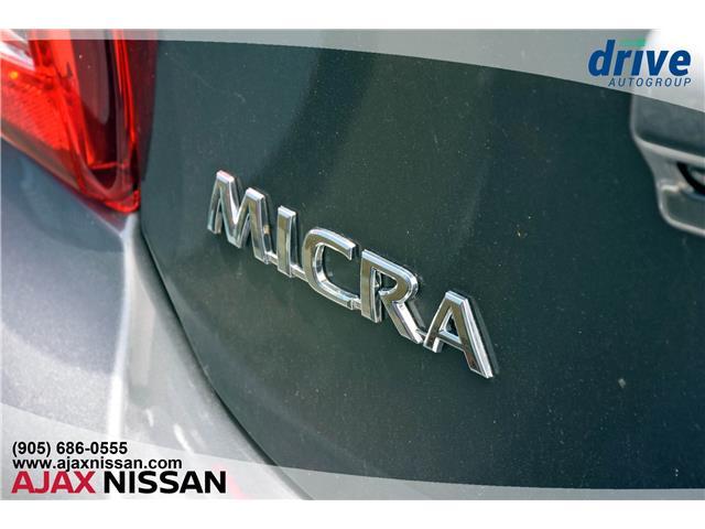 2019 Nissan Micra SV (Stk: P4209CV) in Ajax - Image 8 of 20