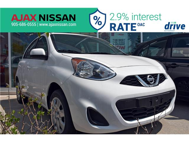 2019 Nissan Micra SV (Stk: P4208CV) in Ajax - Image 1 of 25