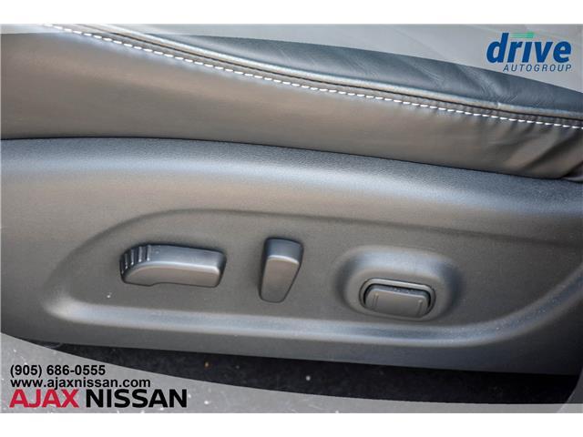 2019 Nissan Murano Platinum (Stk: P4228CV) in Ajax - Image 21 of 35