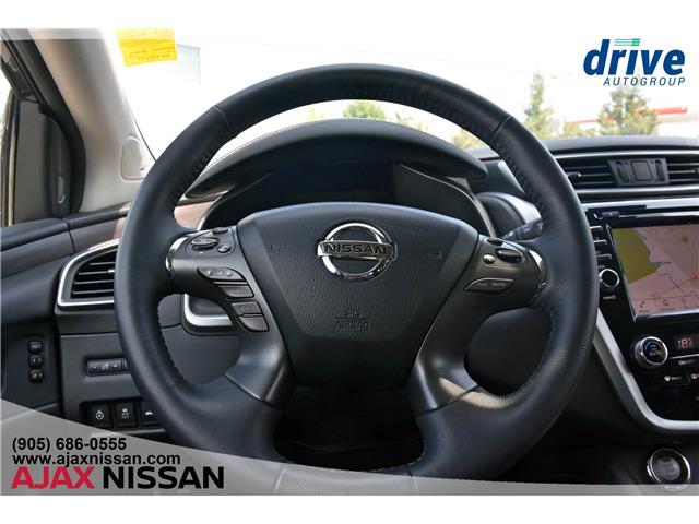 2019 Nissan Murano Platinum (Stk: P4228CV) in Ajax - Image 24 of 35