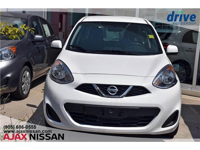 2019 Nissan Micra SV (Stk: P4208CV) in Ajax - Image 4 of 25