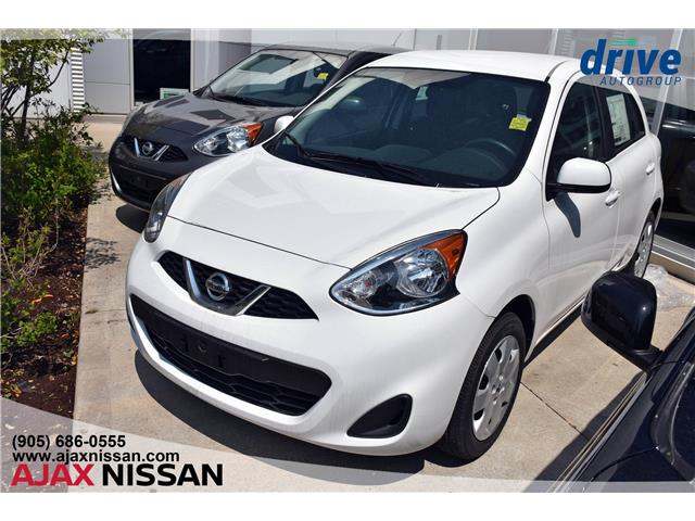 2019 Nissan Micra SV (Stk: P4208CV) in Ajax - Image 5 of 25