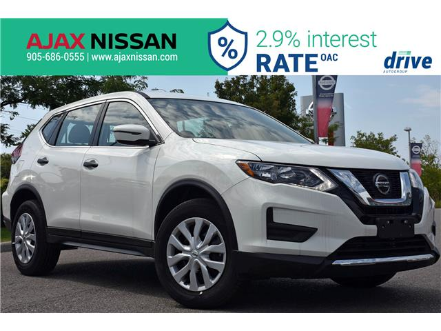 2019 Nissan Rogue S (Stk: P4215CV) in Ajax - Image 1 of 28