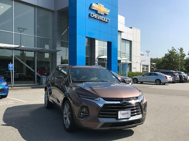 2019 Chevrolet Blazer Premier (Stk: 9BL8806T) in North Vancouver - Image 2 of 13