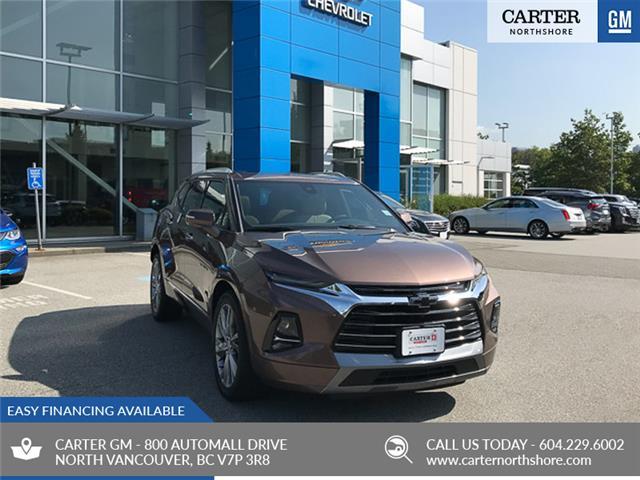 2019 Chevrolet Blazer Premier (Stk: 9BL8806T) in North Vancouver - Image 1 of 13