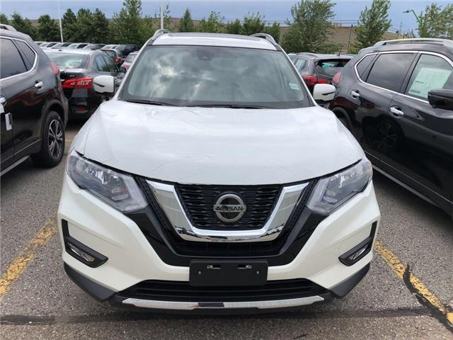 2020 Nissan Rogue SV (Stk: Z2010) in Burlington - Image 2 of 5