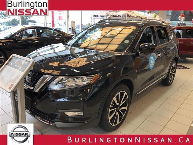 2020 Nissan Rogue SL (Stk: Z2013) in Burlington - Image 1 of 5