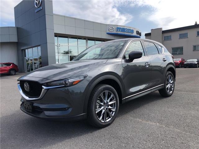 2019 Mazda CX-5 Signature (Stk: 19T125) in Kingston - Image 1 of 14
