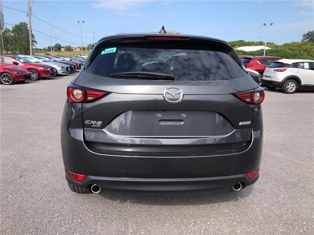 2019 Mazda CX-5 Signature (Stk: 19T125) in Kingston - Image 4 of 14