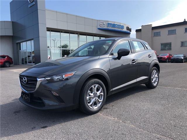 2019 Mazda CX-3 GS (Stk: 19T136) in Kingston - Image 1 of 14