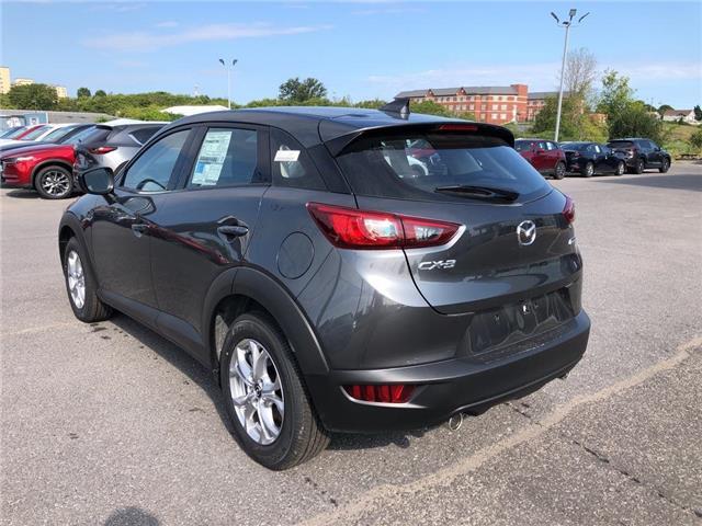 2019 Mazda CX-3 GS (Stk: 19T136) in Kingston - Image 3 of 14