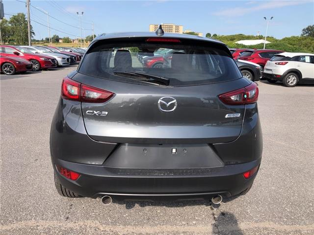 2019 Mazda CX-3 GS (Stk: 19T136) in Kingston - Image 4 of 14