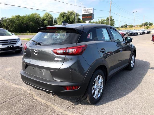 2019 Mazda CX-3 GS (Stk: 19T136) in Kingston - Image 5 of 14