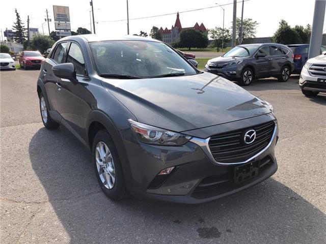2019 Mazda CX-3 GS (Stk: 19T136) in Kingston - Image 7 of 14