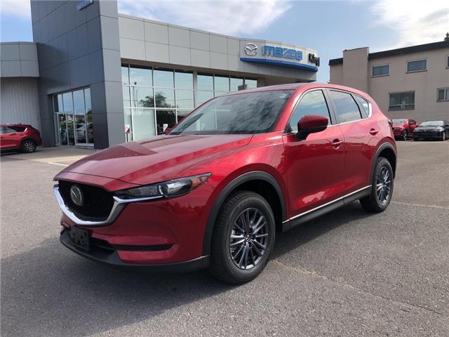 2019 Mazda CX-5 GS (Stk: 19T140) in Kingston - Image 1 of 14