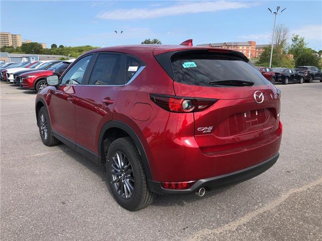 2019 Mazda CX-5 GS (Stk: 19T140) in Kingston - Image 3 of 14