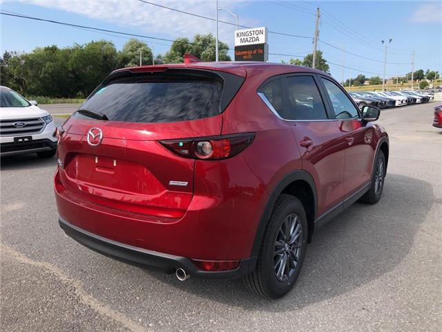 2019 Mazda CX-5 GS (Stk: 19T140) in Kingston - Image 5 of 14
