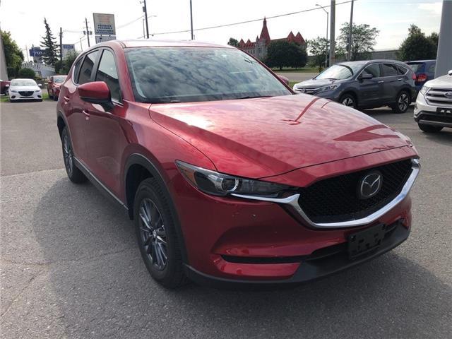 2019 Mazda CX-5 GS (Stk: 19T140) in Kingston - Image 7 of 14
