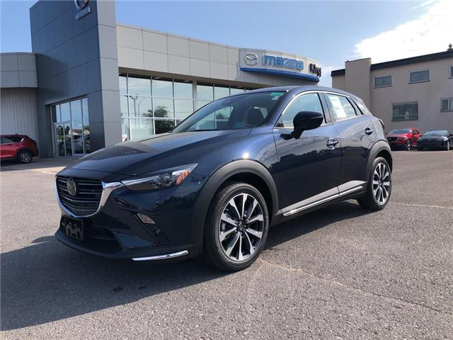 2019 Mazda CX-3 GT (Stk: 19T142) in Kingston - Image 1 of 15