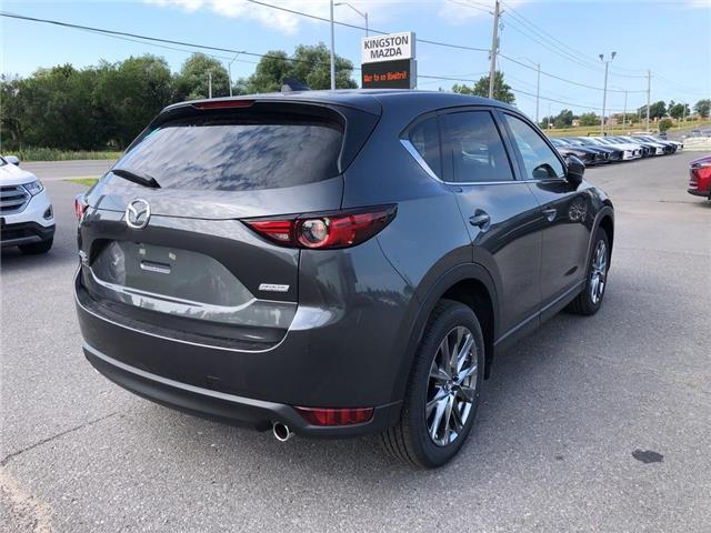 2019 Mazda CX-5 Signature (Stk: 19T145) in Kingston - Image 5 of 15