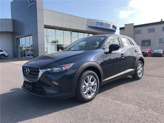 2019 Mazda CX-3 GS (Stk: 19T143) in Kingston - Image 1 of 15