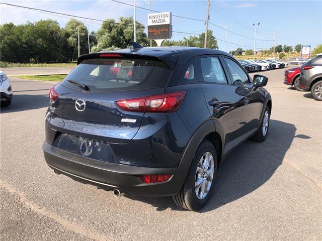 2019 Mazda CX-3 GS (Stk: 19T143) in Kingston - Image 5 of 15