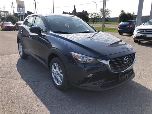 2019 Mazda CX-3 GS (Stk: 19T143) in Kingston - Image 7 of 15