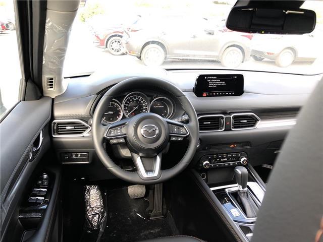 2019 Mazda CX-5 GT w/Turbo (Stk: 19T146) in Kingston - Image 13 of 15