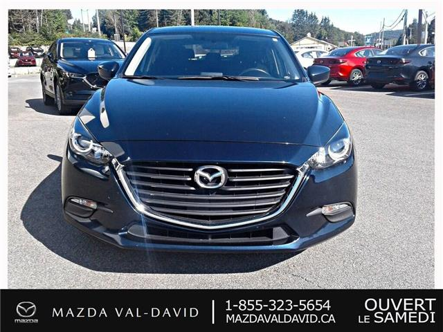 2017 Mazda Mazda3 Sport GX (Stk: B1696) in Val-David - Image 2 of 23