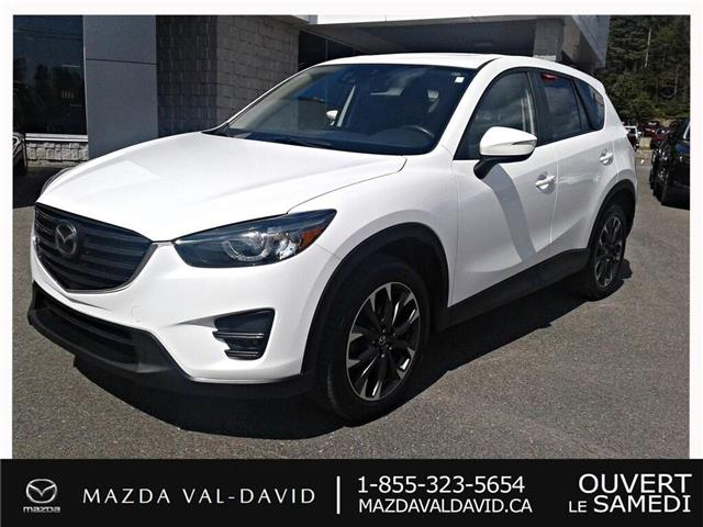 2016 Mazda CX-5 GT (Stk: B1692) in Val-David - Image 1 of 28