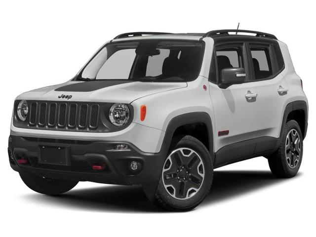 2018 Jeep Renegade Trailhawk (Stk: 18RE3773) in Devon - Image 1 of 9
