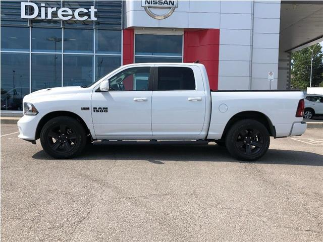 2018 RAM 1500 2X4 | CLEAN | CERTIFIED | MUST SEE!!! (Stk: N3802A) in Mississauga - Image 2 of 22