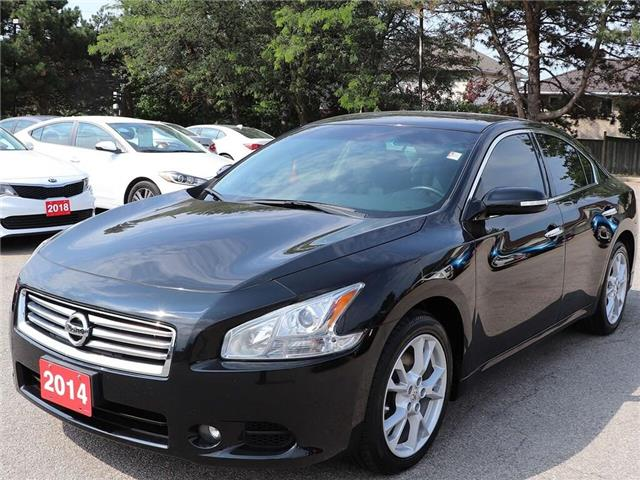 2014 Nissan Maxima SV| Leather| Sunroof| Backup Cam| Loaded! (Stk: 5439A) in Stoney Creek - Image 3 of 21