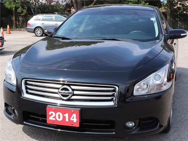 2014 Nissan Maxima SV| Leather| Sunroof| Backup Cam| Loaded! (Stk: 5439A) in Stoney Creek - Image 4 of 21