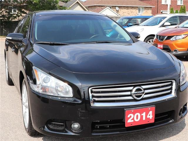 2014 Nissan Maxima SV| Leather| Sunroof| Backup Cam| Loaded! (Stk: 5439A) in Stoney Creek - Image 5 of 21