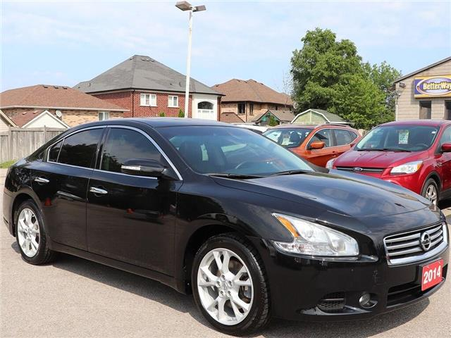 2014 Nissan Maxima SV| Leather| Sunroof| Backup Cam| Loaded! (Stk: 5439A) in Stoney Creek - Image 6 of 21