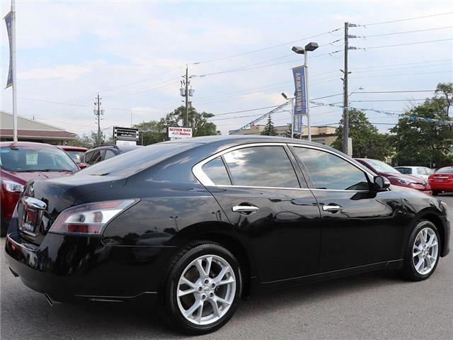 2014 Nissan Maxima SV| Leather| Sunroof| Backup Cam| Loaded! (Stk: 5439A) in Stoney Creek - Image 8 of 21