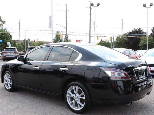 2014 Nissan Maxima SV| Leather| Sunroof| Backup Cam| Loaded! (Stk: 5439A) in Stoney Creek - Image 11 of 21