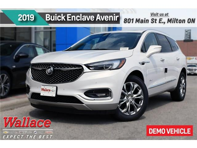 2019 Buick Enclave Avenir/DEMO/LOADED!/AWD/DUAL MNRF/HTD&CLD LTHR STS (Stk: 110991D) in Milton - Image 1 of 27