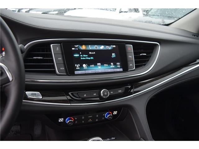 2019 Buick Enclave Avenir/DEMO/LOADED!/AWD/DUAL MNRF/HTD&CLD LTHR STS (Stk: 110991D) in Milton - Image 17 of 27