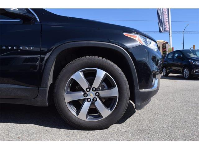2019 Chevrolet Traverse LT True North/DEMO/AWD/2 SUNRF/HTD STS/NAV (Stk: 159989D) in Milton - Image 9 of 23