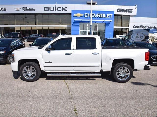 2016 Chevrolet Silverado 1500 High Country/SUNRF/HTD CLD LTHR STS/20s/TRAILR PK (Stk: PL5251) in Milton - Image 2 of 26
