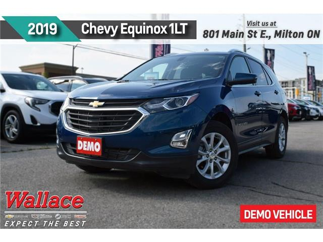 2019 Chevrolet Equinox 1LT/DEMO/AWD/SUNRF/NAV/HTD STS/CARPLAY/ (Stk: 156319D) in Milton - Image 1 of 14