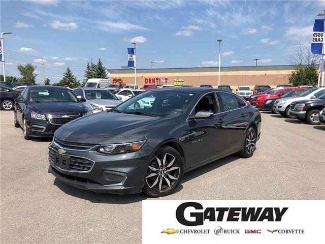 2018 Chevrolet Malibu LT|Leather|Roof|Navigation|Rear camera| (Stk: PA18512) in BRAMPTON - Image 1 of 19