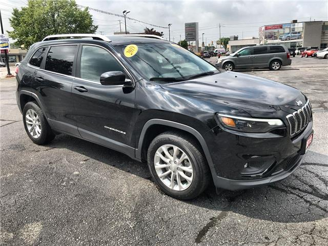 2019 Jeep Cherokee North (Stk: 191359A) in Windsor - Image 1 of 12